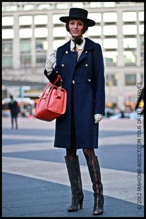 Street Style in New York