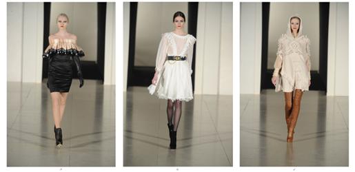 Temperley London Fashion show