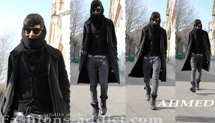 Mode de Rue à Paris