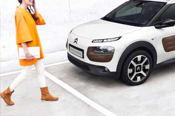 Citroën cactus fashion car